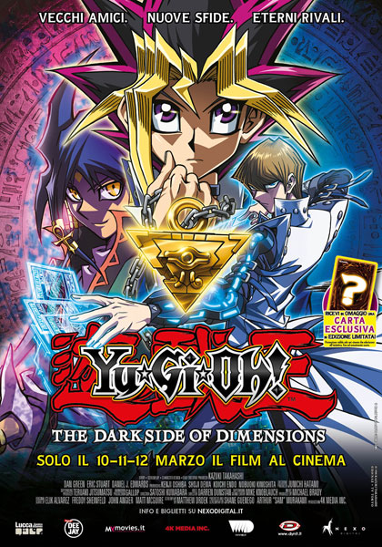 Yu-Gi-Oh The Dark Side of Dimensions