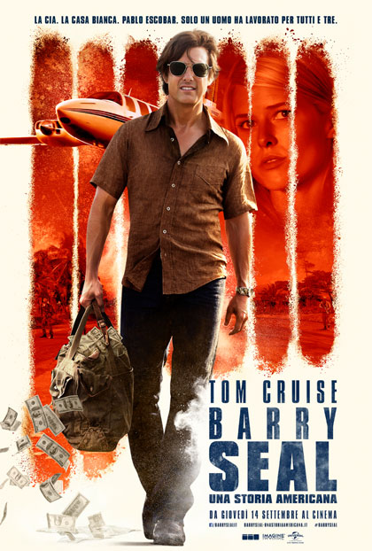 Barry Seal Una storia americana