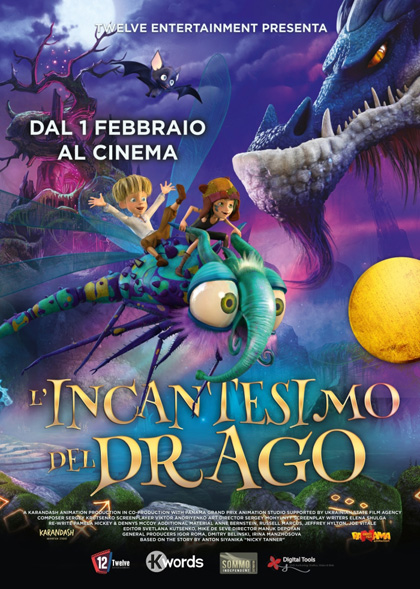 L'Incantesimo del Drago