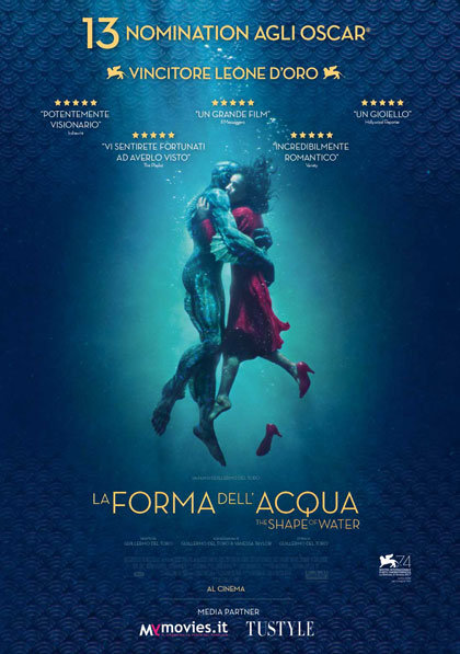 La forma dell'acqua - The Shape of Water