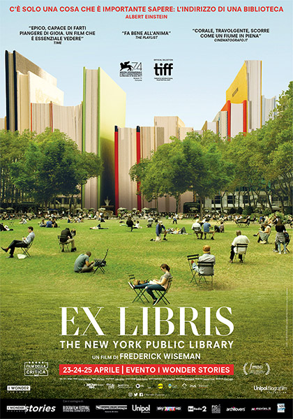 Ex Libris New York Public Library