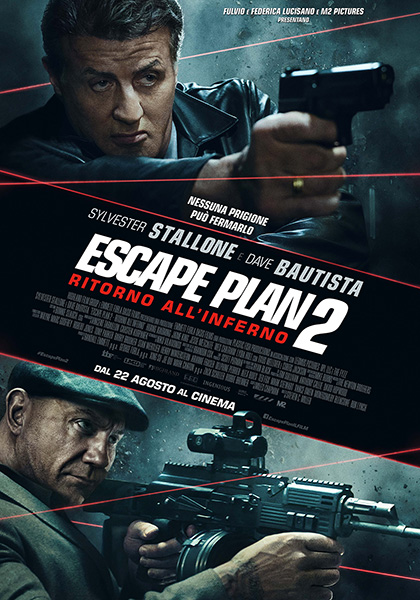 Escape Plan 2 - Ritorno all'inferno