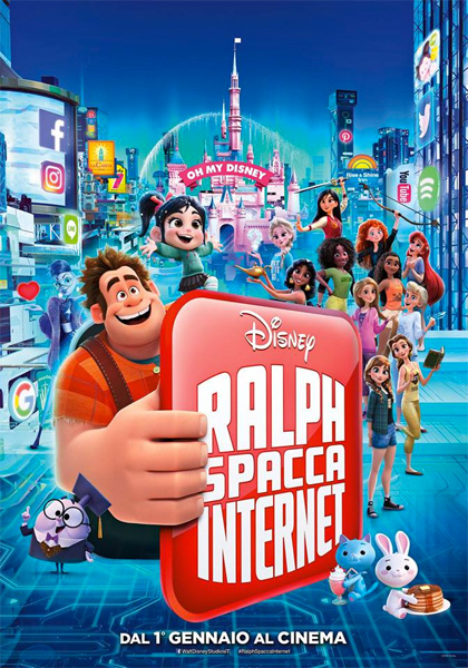 Ralph Spacca Internet - Ralph Spaccatutto 2