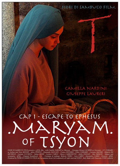 Maryam of Tsyon - Cap I - Escape To Ephesus