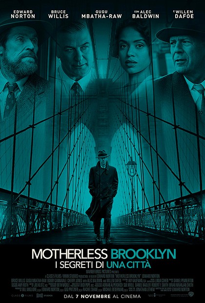 Motherless Brooklyn I segreti di una città