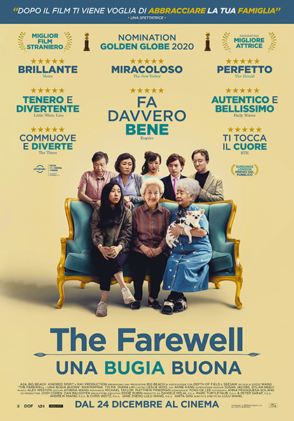 The Farewell Una bugia buona