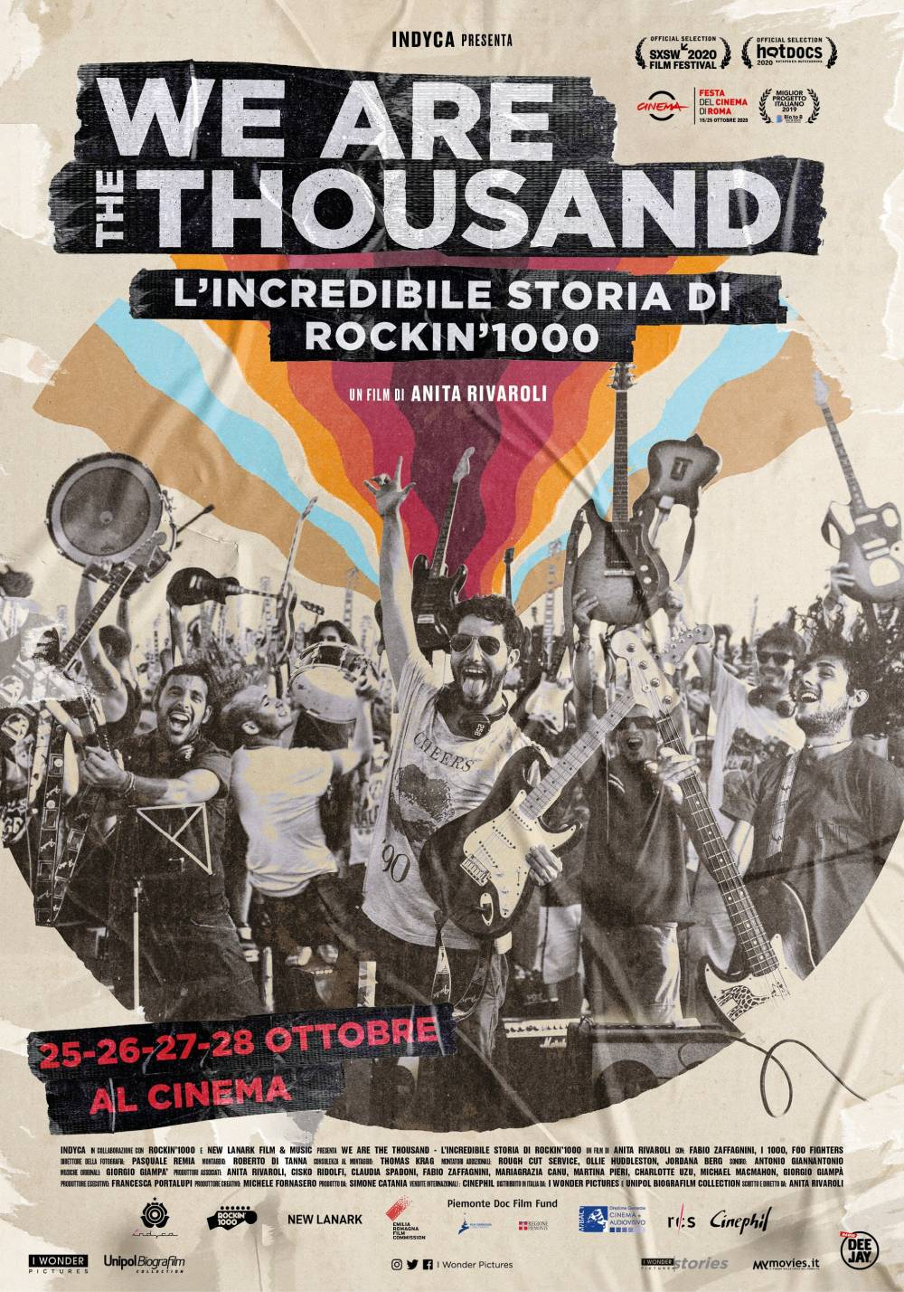We Are The Thousand L'incredibile storia di Rockin'1000