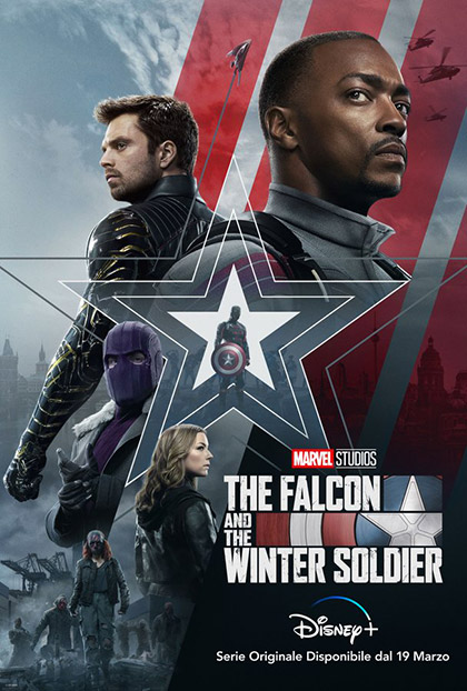 The Falcon and the Winter Soldier 1x01-1x04 Stagione 1 Episodio 1-4